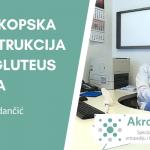 Artroskopska rekonstrukcija tetive gluteus mediusa – dr. Nenad Medančić