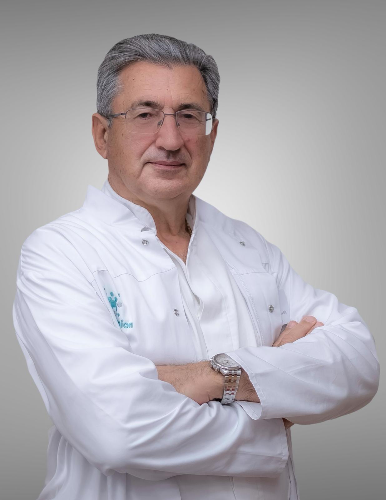 prof. dr. sc. Miroslav Hašpl, dr. med.